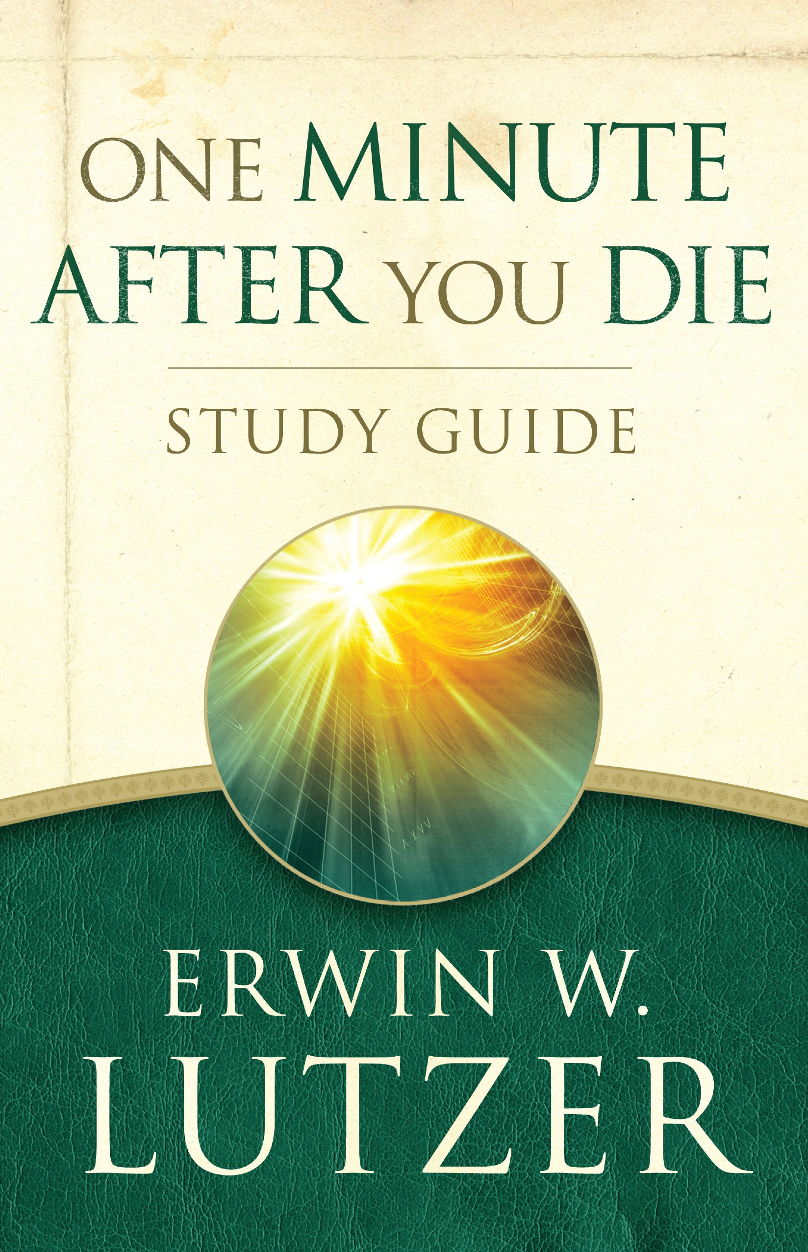 One Minute After You Die STUDY GUIDE pdf