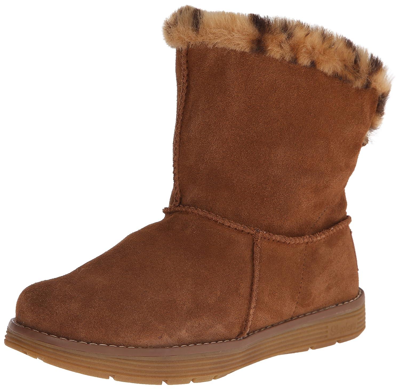 Skechers Adorbs Polar Damen Halbschaft Stiefel  39 EU|Braun (Csnt)