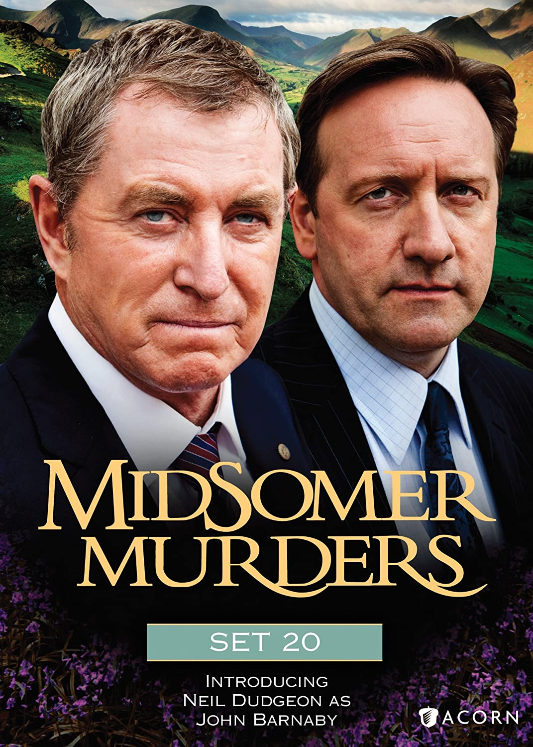 amazon com midsomer murders set 20 master class the noble art