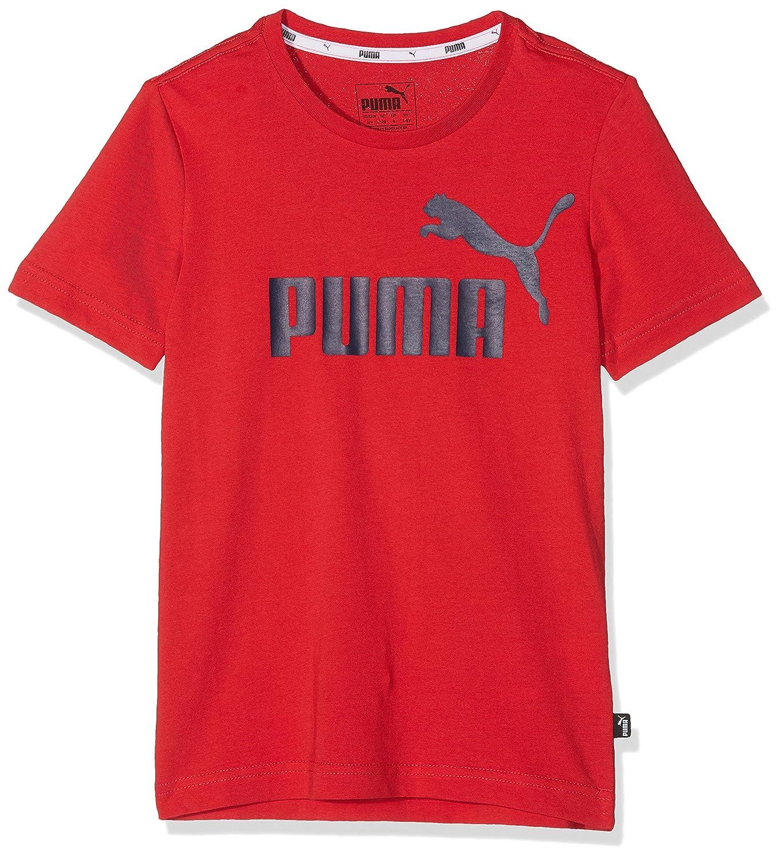 Puma Ess Logo Tee B, T-Shirt Bambino 852542