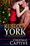CHRISTMAS CAPTIVE (Decorah Security Series, Book #8): A Paranormal Romantic Suspense Novella