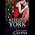CHRISTMAS CAPTIVE (Decorah Security Series, Book #8): A Paranormal Romantic Suspense Novella