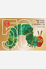 The Very Hungry Caterpillar: 50th Anniversary Golden Edition Hardcover