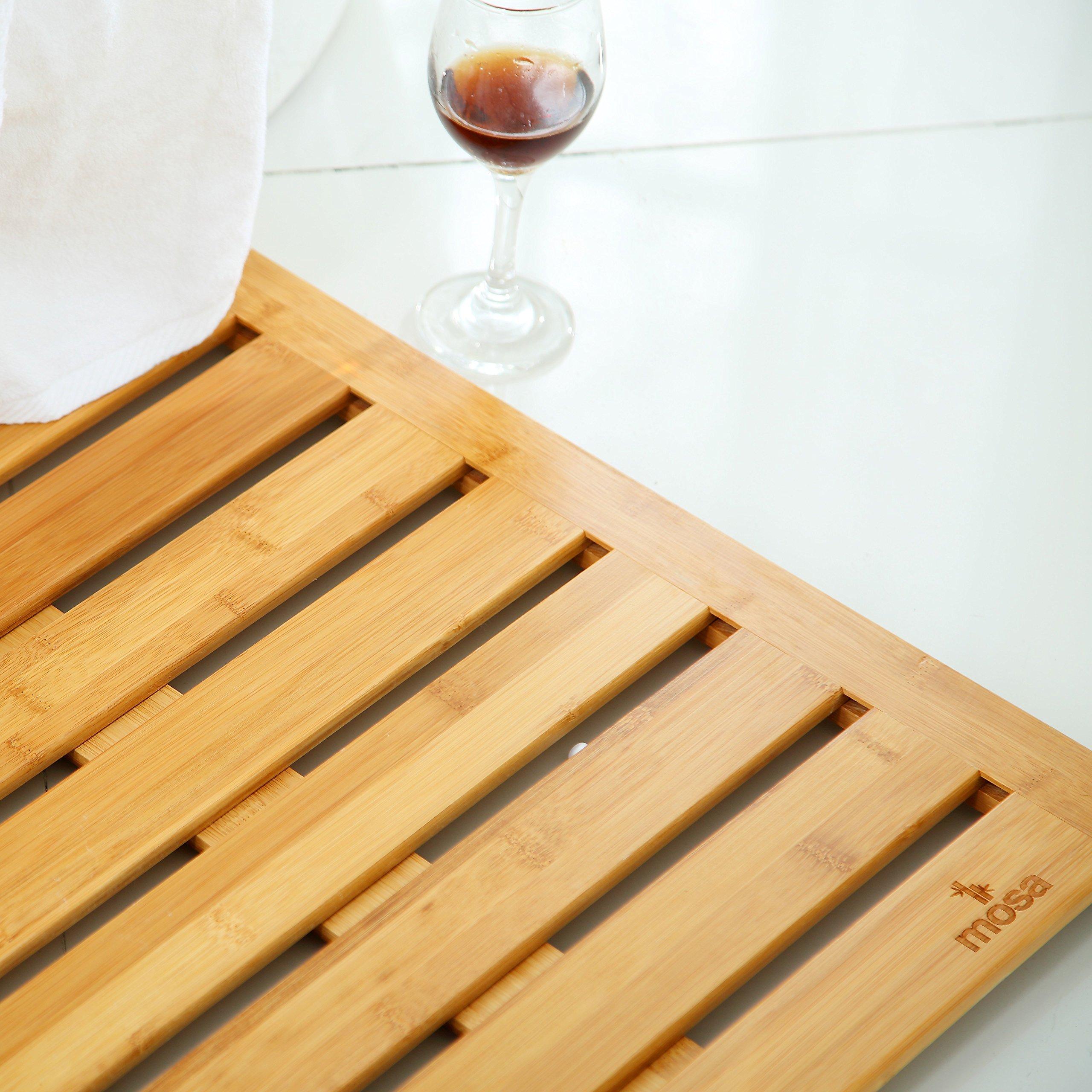 kitchen environmental anji bamboo bath products mat mountain