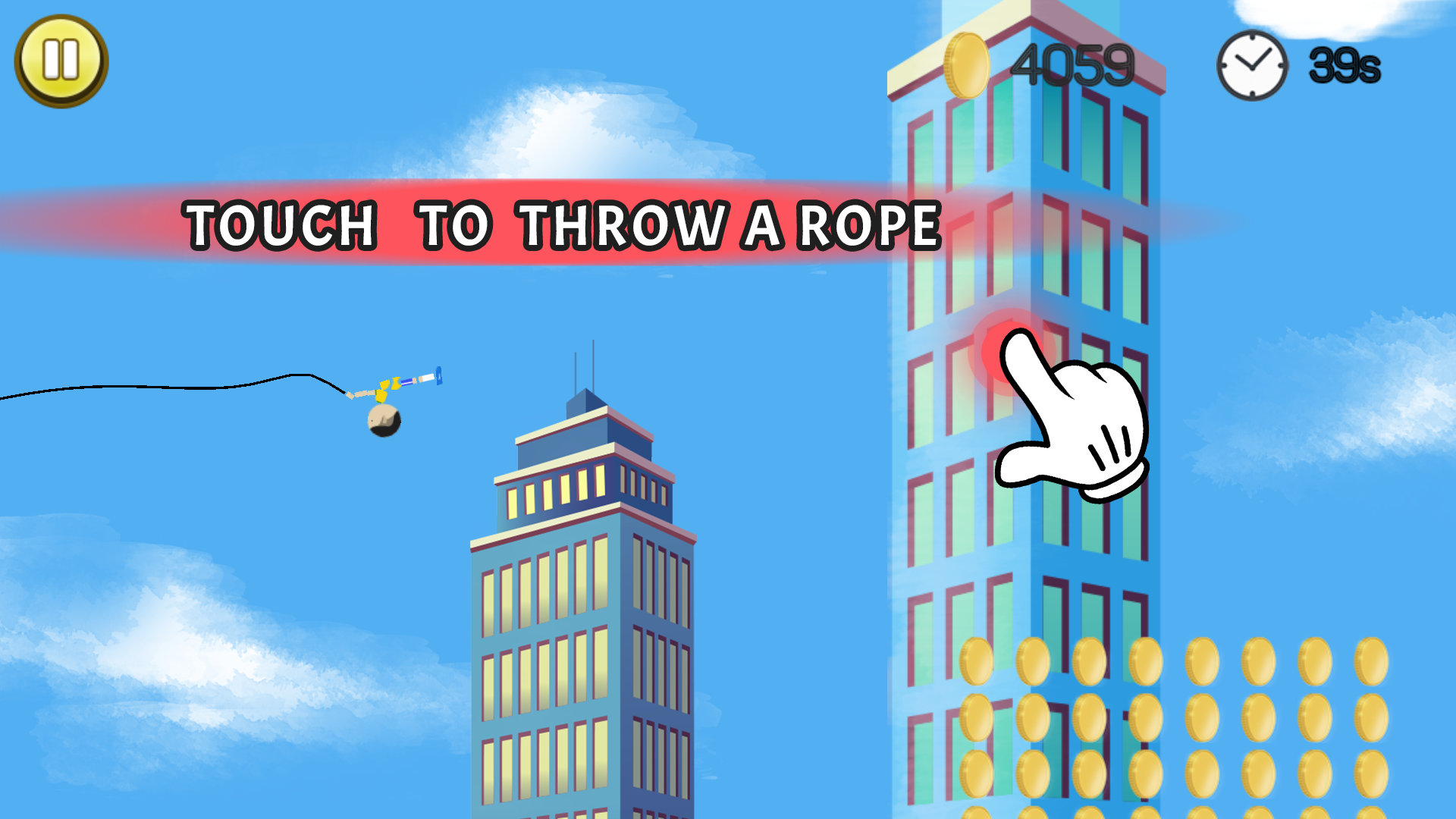 Baller Fly Up - Rope Pull: Amazon.es: Appstore para Android