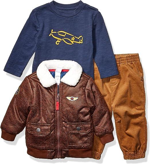 Little Me boys Jacket Set