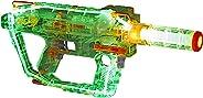 Lança Dardo Nerf Modulus Evader Hasbro Transparente/Laranja