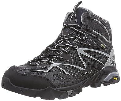 Merrell Men s Capra Mid Sport Gore-Tex Hiking Boot cec315eaf7