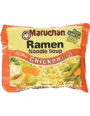 Maruchan Ramen Noodle Soup, Chicken Flavor, 3 oz, 36 Packs