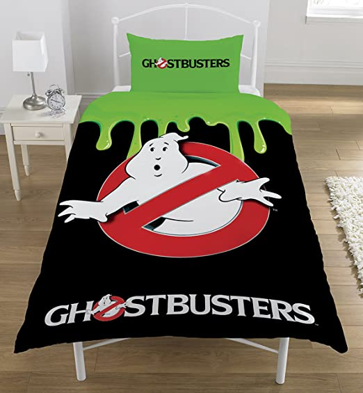 Ghostbusters Classic – Juego de Funda de edredón, poliéster ...
