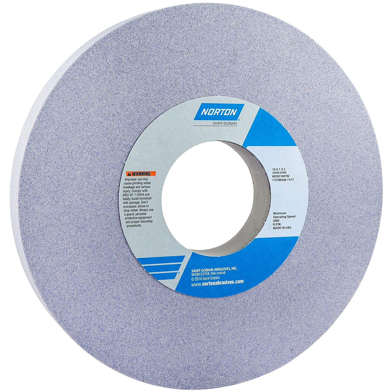 Norton 66253160782 Surface Grinding Wheels Size 10 x 1 x 3