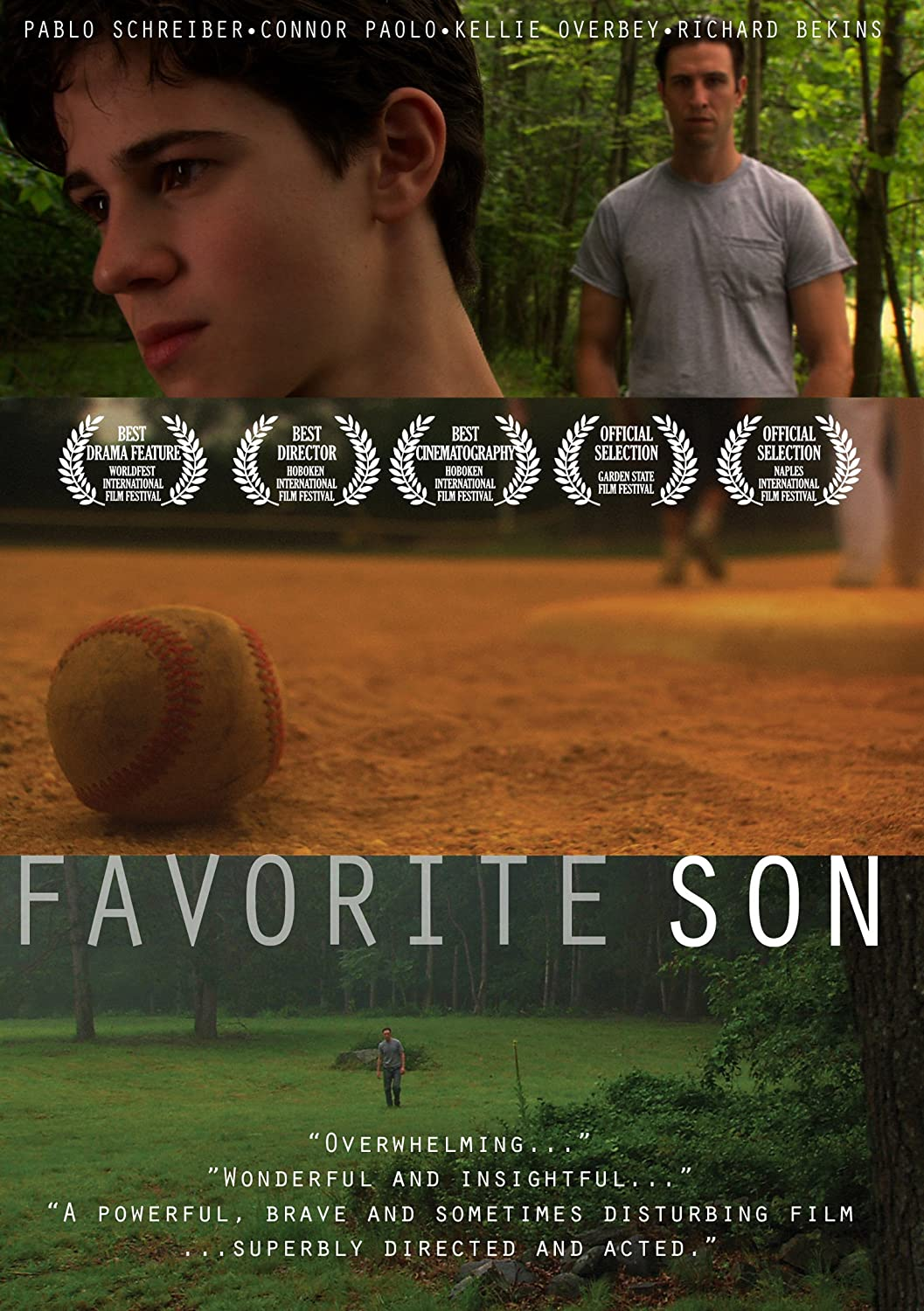 Amazon.com: Favorite Son: Pablo Schreiber, Connor Paolo, Kellie ...