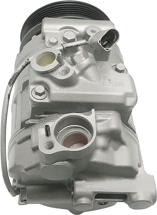 RYC Remanufactured AC Compressor and A//C Clutch IG354