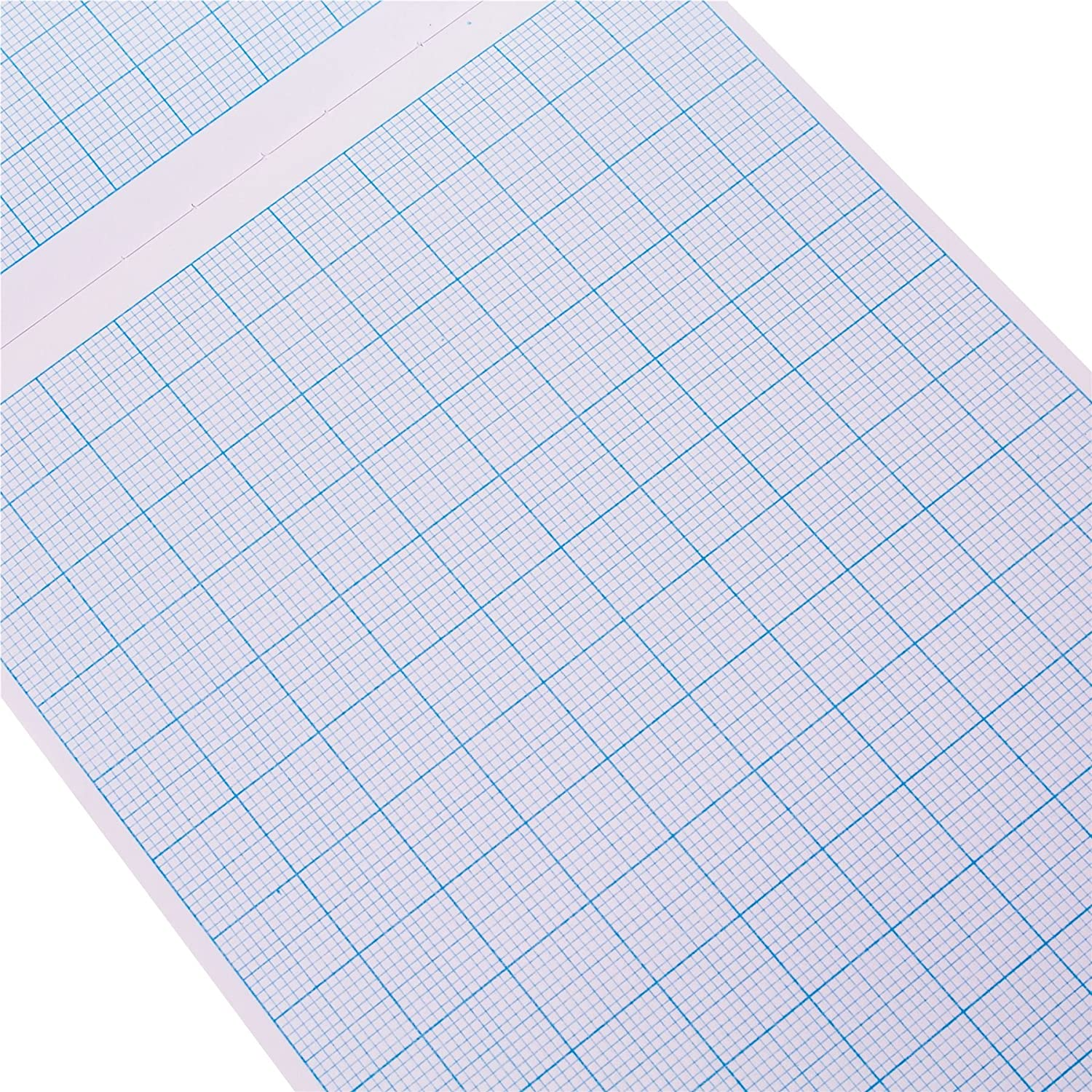 25 a4 graph paper sheets one pad