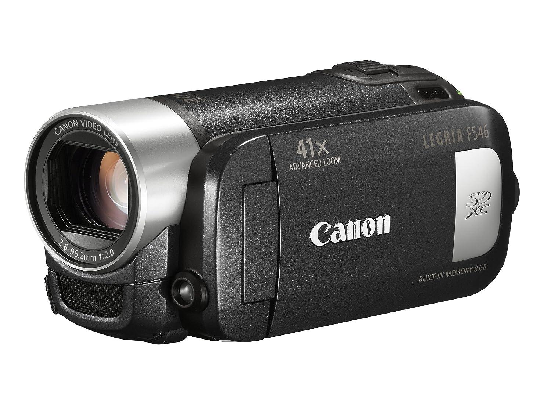 Canon LEGRIA FS46 - Videocámara Memoria Flash Integrada ...