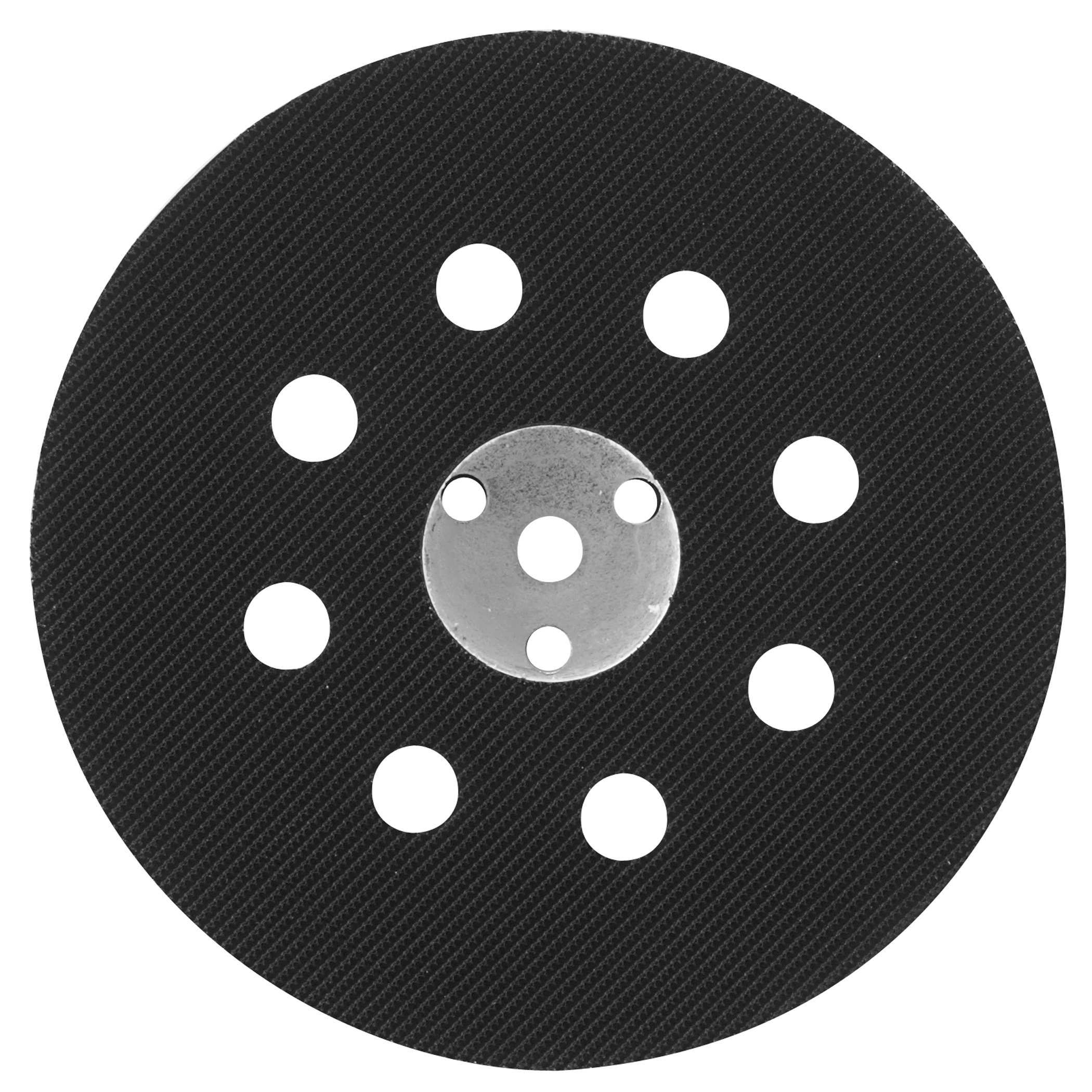 Bosch RS032 8-hole Hook & Loop Hard Backing Pad