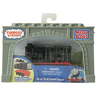 Mega Bloks Thomas & Friends - Diesel: Toys & Games
