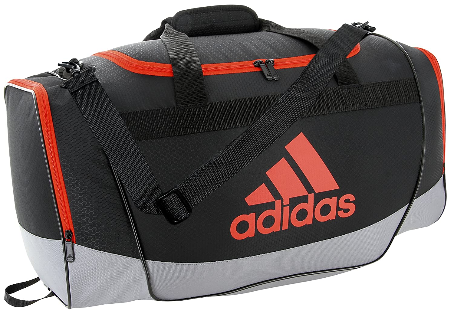ee2287053f Black White Bold Blue. Quantity  Description. adidas Defender II Duffel Bag