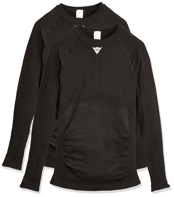 Dainese Herren Trailknit Back Protector Shirt Winter Skiunterwäsche