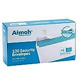 #6 3/4 Security Tinted Self-Seal Envelopes - No