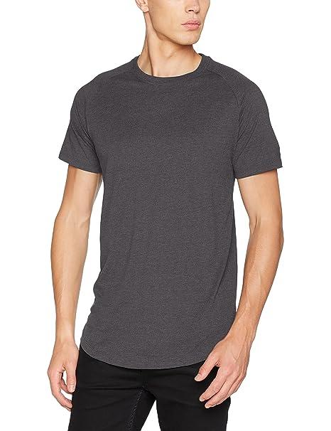 JACK & JONES Jjeplain tee SS O-Neck Noos, Camiseta para Hombre