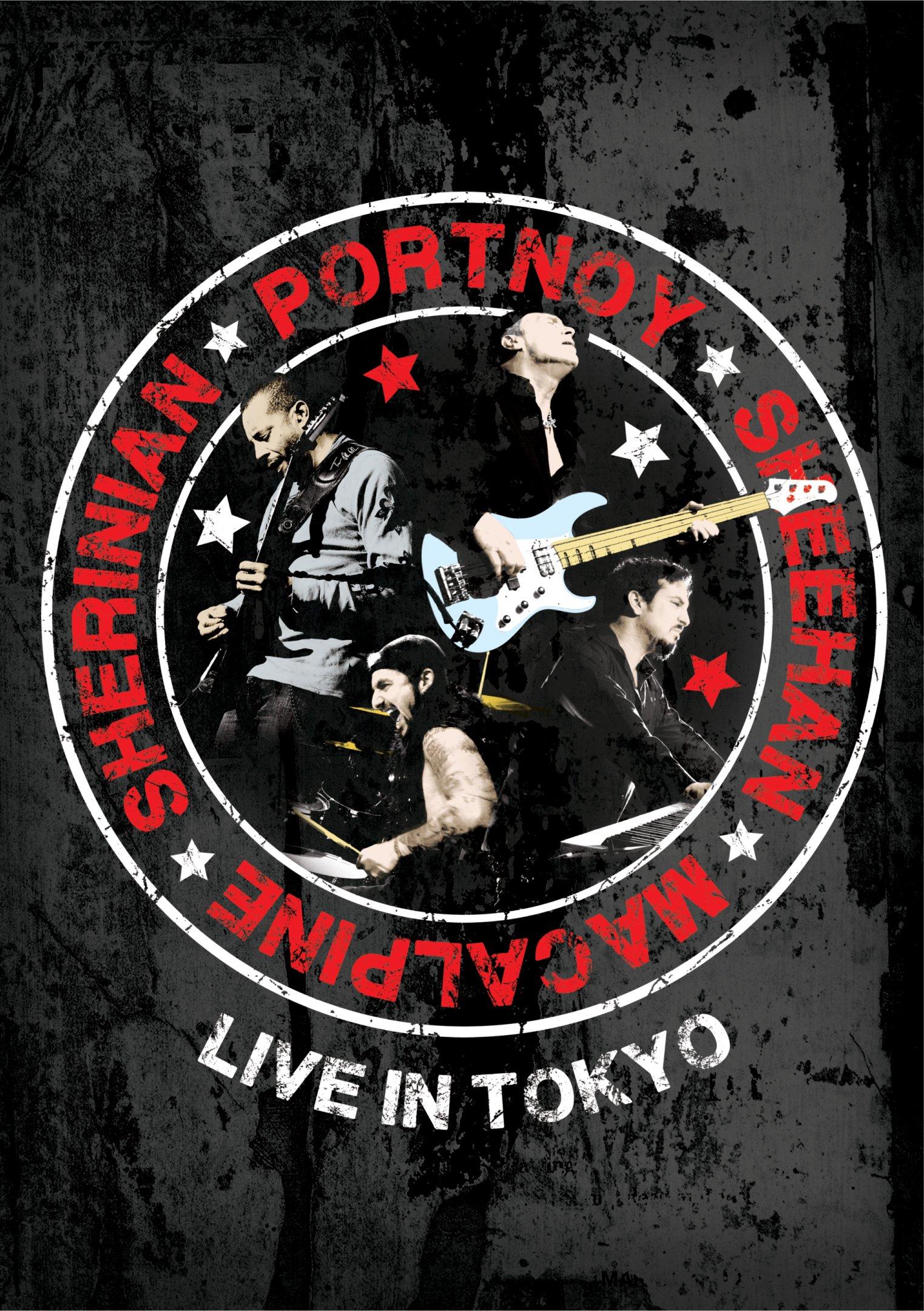 DVD : Mike Portnoy - Live In Tokyo (DVD)