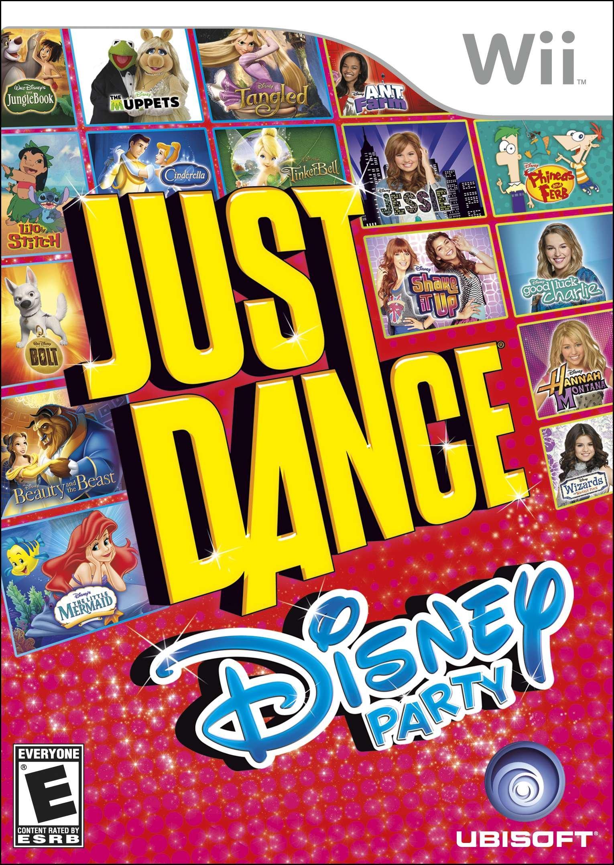 Just Dance: Disney Party - Trilingual by ubisoft (Image #1)