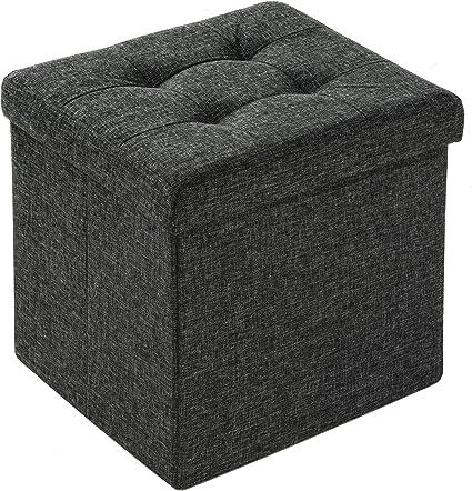 Tabouret tabouret siège cube coeur valentin jaune 44x44x35 cm cubes messe NEUF