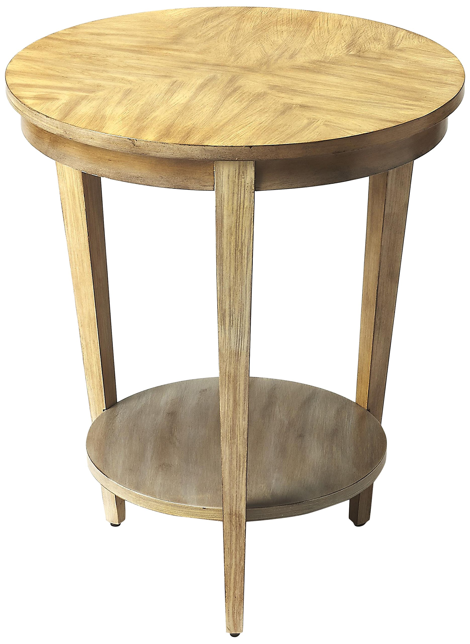 Butler Specialty Company 2946247 Round Accent Table Serenade Driftwood