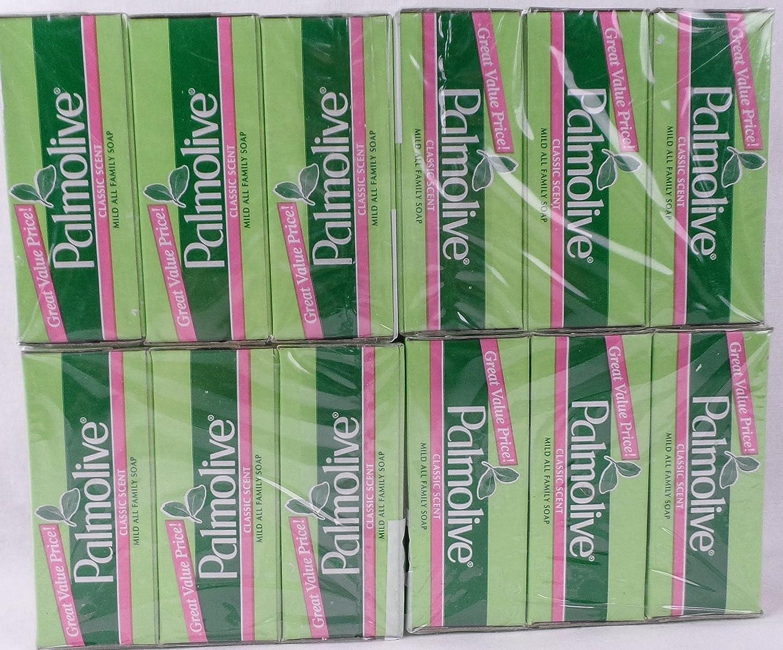Palmolive Mild Soap Classic Scent 3.2 Oz., 12-Pack