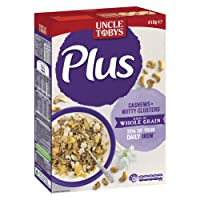 Uncle Tobys Plus Iron, 410g