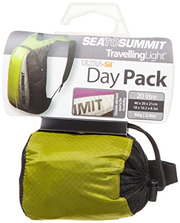 Sea to Summit Travelling Light Ultra-Sil 20-Liter Travel Day Pack