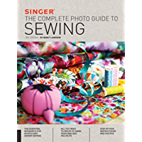 Singer: The Complete Photo Guide to Sewing, 3rd Edition book cover