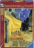Ravensburger - 15373 - Puzzle Classique - Terrasse De Café Le Soir - Van Gogh - 1000 Pièces