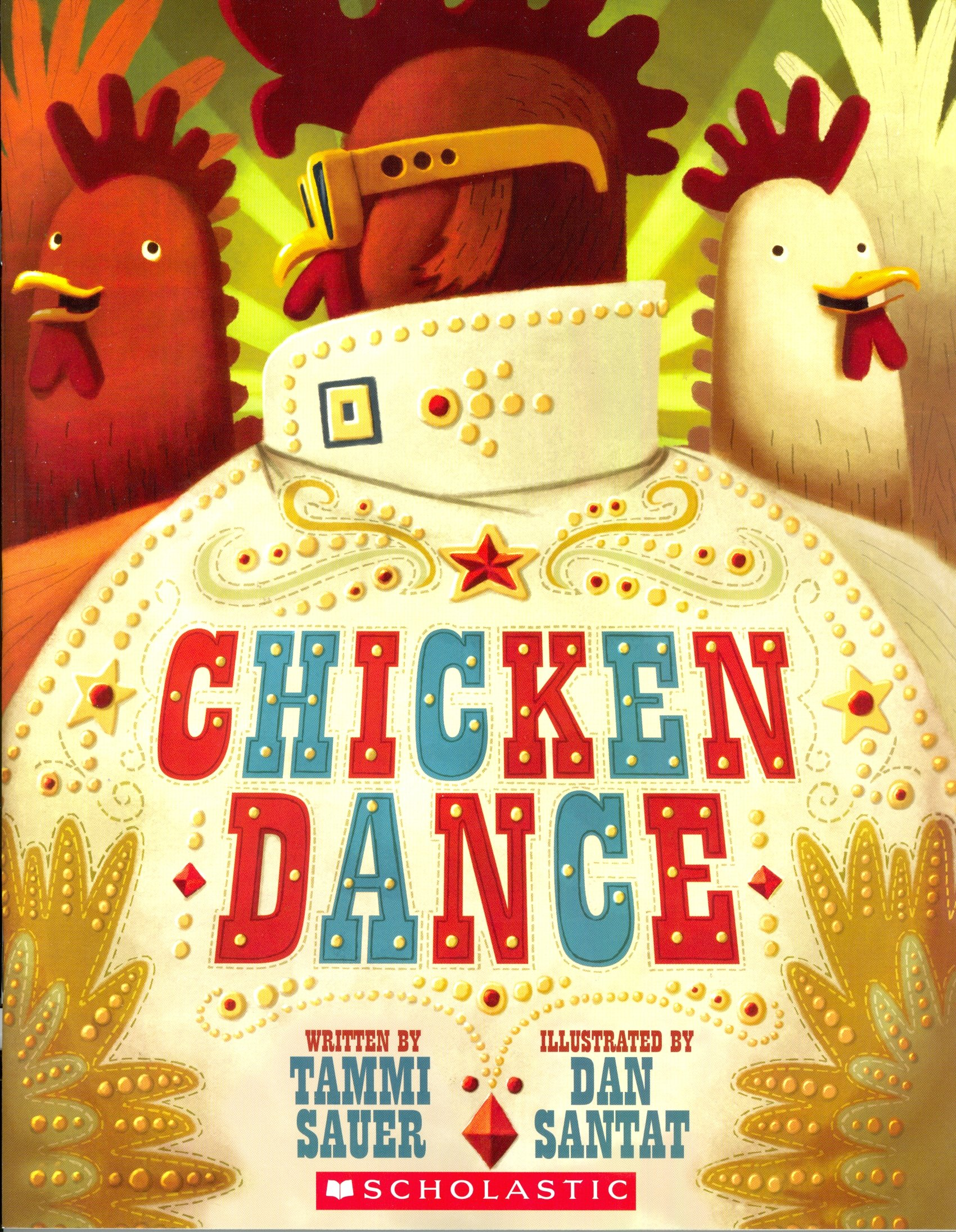 Download Chicken Dance (Paperback book and Audio CD) PDF