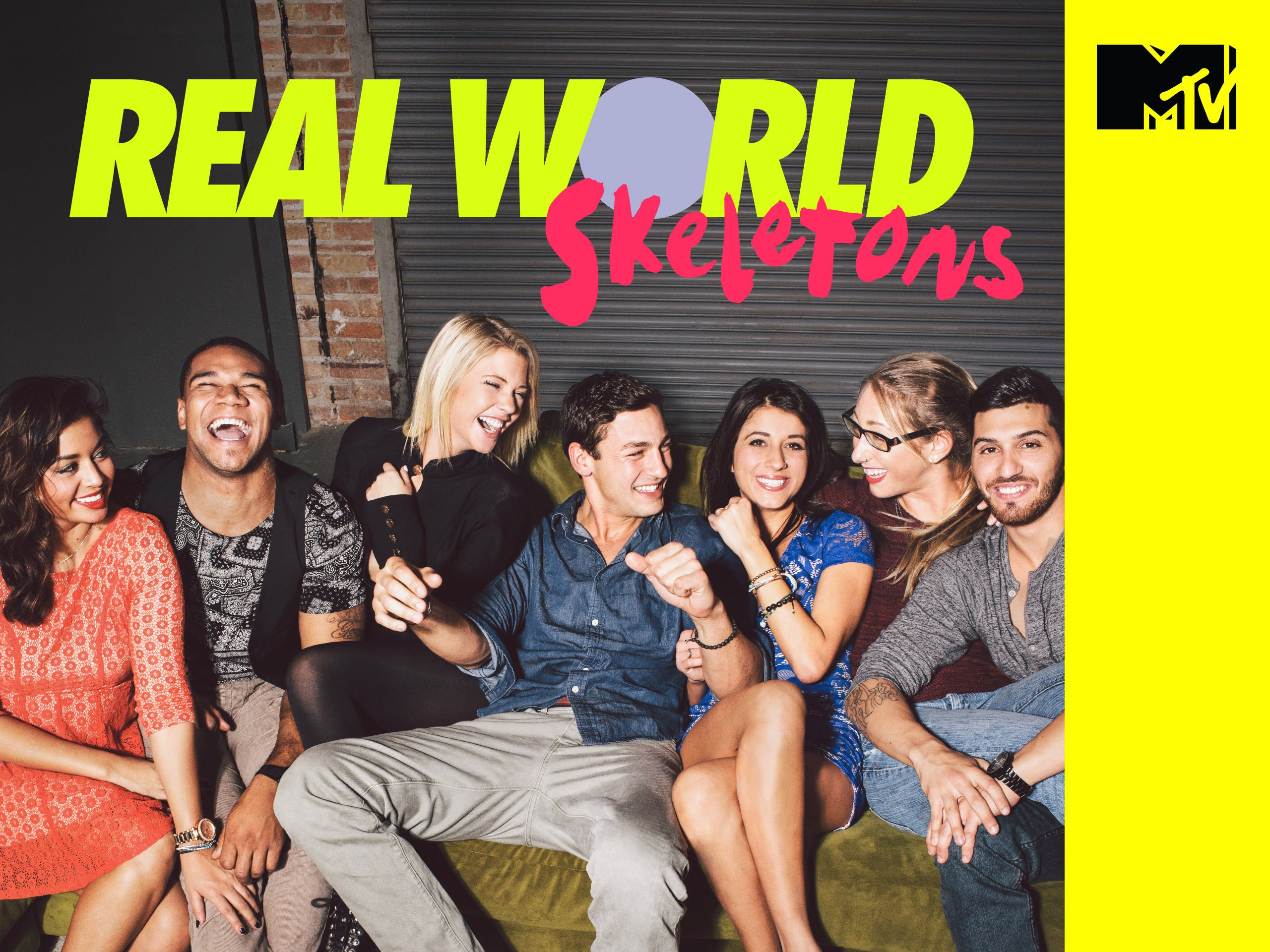 Watch Real World: Skeletons | Prime Video