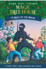 Night of the Ninjas (Magic Tree House Book 5) Kindle Edition