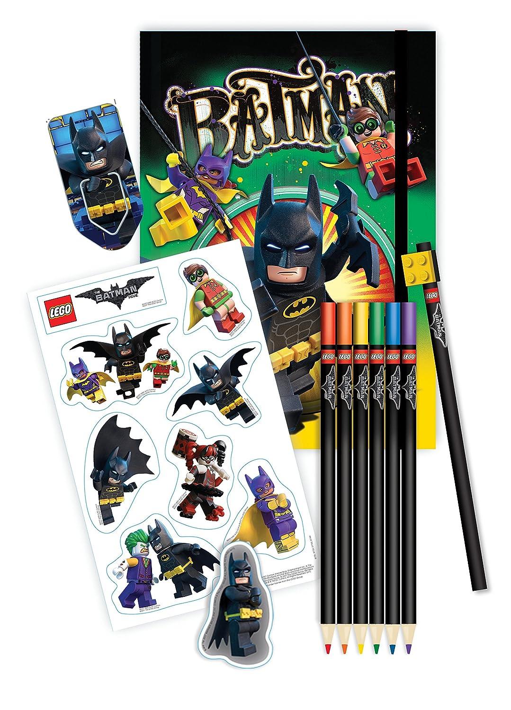 Batman - Stationery, Agenda con Accesorios (Lego 51749 ...