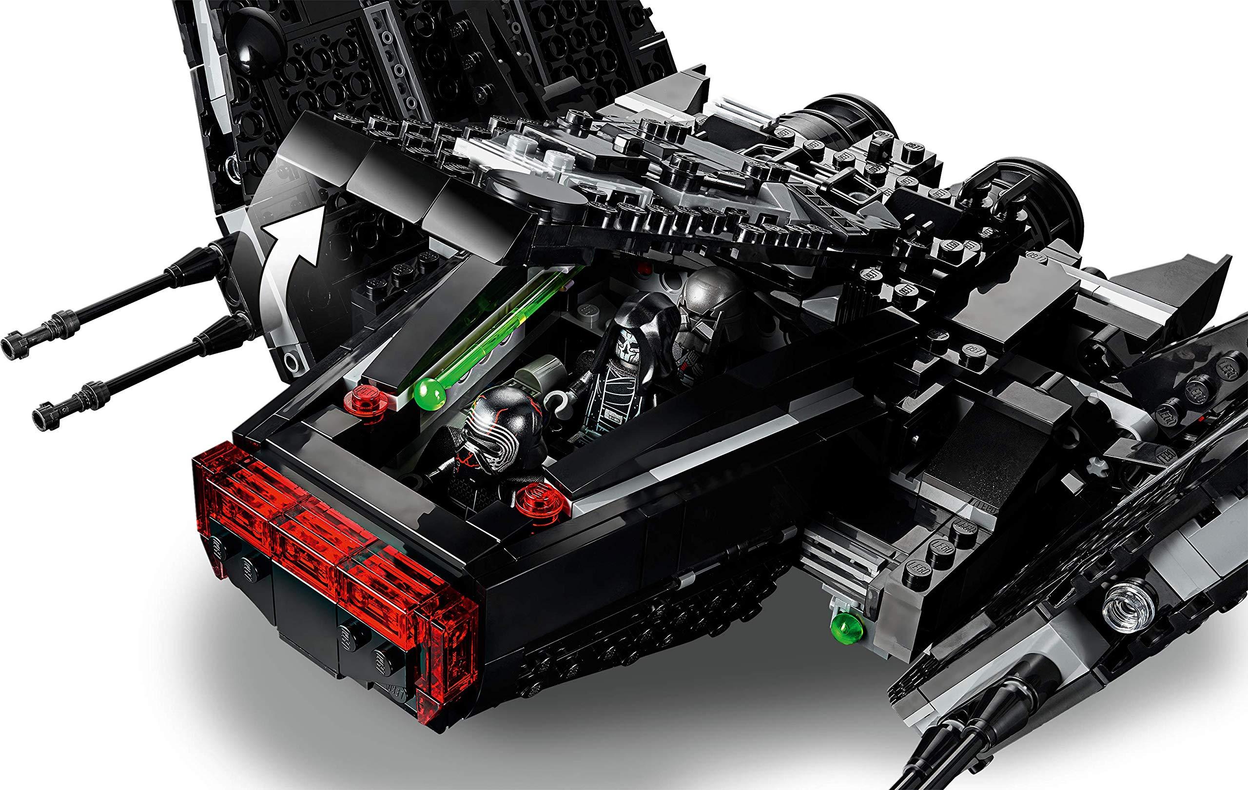 Lego 75256 Star Wars Kylo Ren S Shuttle Buy Online In India At Desertcart