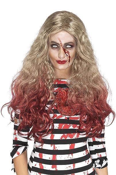 Amazon.com: Smiffy s Deluxe de la mujer Sangre goteo Zombie ...