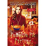 Pumpkin Pie Parting: Cozy Mystery (MURDER IN THE MIX Book 15)