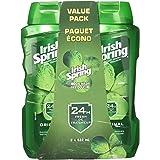 Irish Spring Original Body Wash for Men, 532 mL (2 Pack)