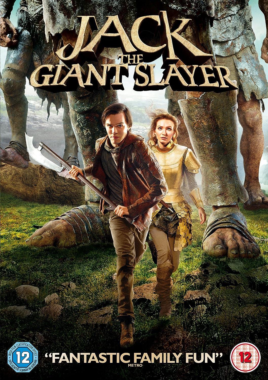 Jack The Giant Slayer Dvd 2013 Amazon Co Uk Stanley Tucci Ewan Mcgregor Stanley Tucci Ewan Mcgregor Dvd Blu Ray