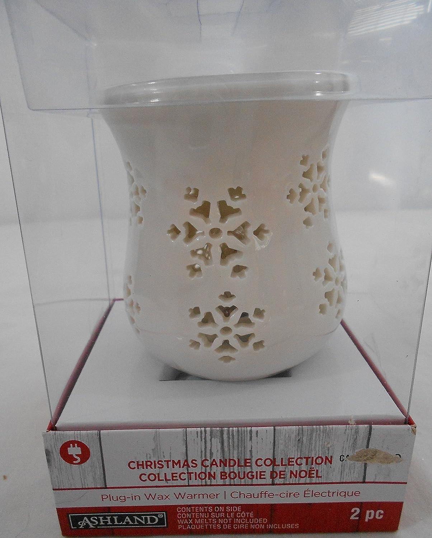 Ashland Snowflake Plug-in Wax Warmer