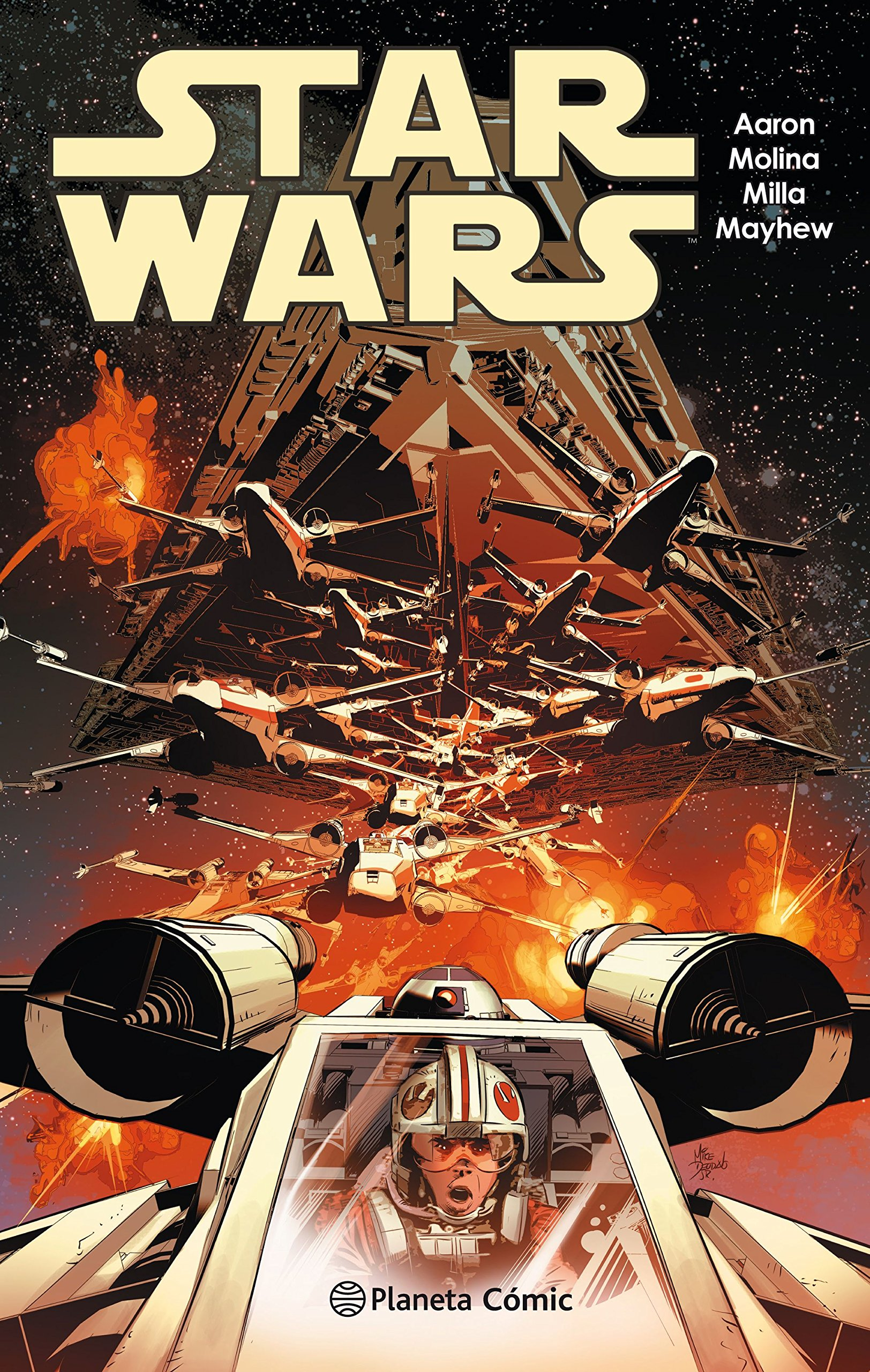 Star Wars (tomo recopilatorio) nº 04 (Star Wars: Recopilatorios Marvel) Tapa dura – 2 oct 2018 Jason Aaron Planeta DeAgostini Cómics 8416051135 Graphic novels