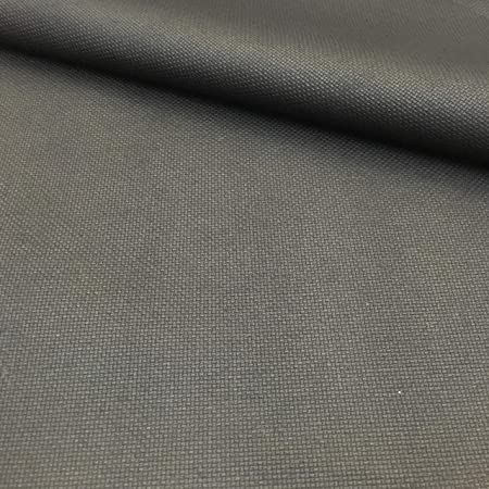 Tela para Punto de Cruz | 75cm x 50cm | 5,5 puntos/cm – 14 cuentas | 100% algodón | Elige color | de Delicatela (Negro): Amazon.es: Hogar