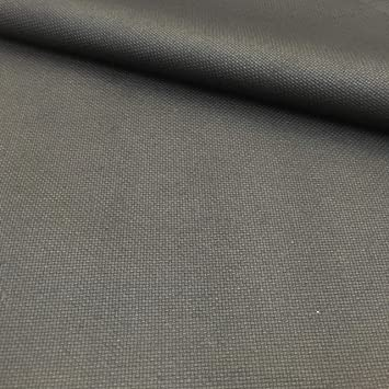 Tela para Punto de Cruz | 75cm x 50cm | 5,5 puntos/cm - 14 cuentas | 100% algodón | Elige color | de Delicatela (Negro): Amazon.es: Hogar