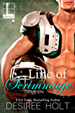 Line of Scrimmage (Game On Book 2)