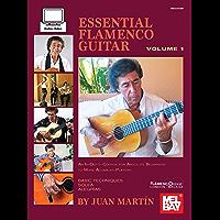 Essential Flamenco Guitar: Volume 1 book cover
