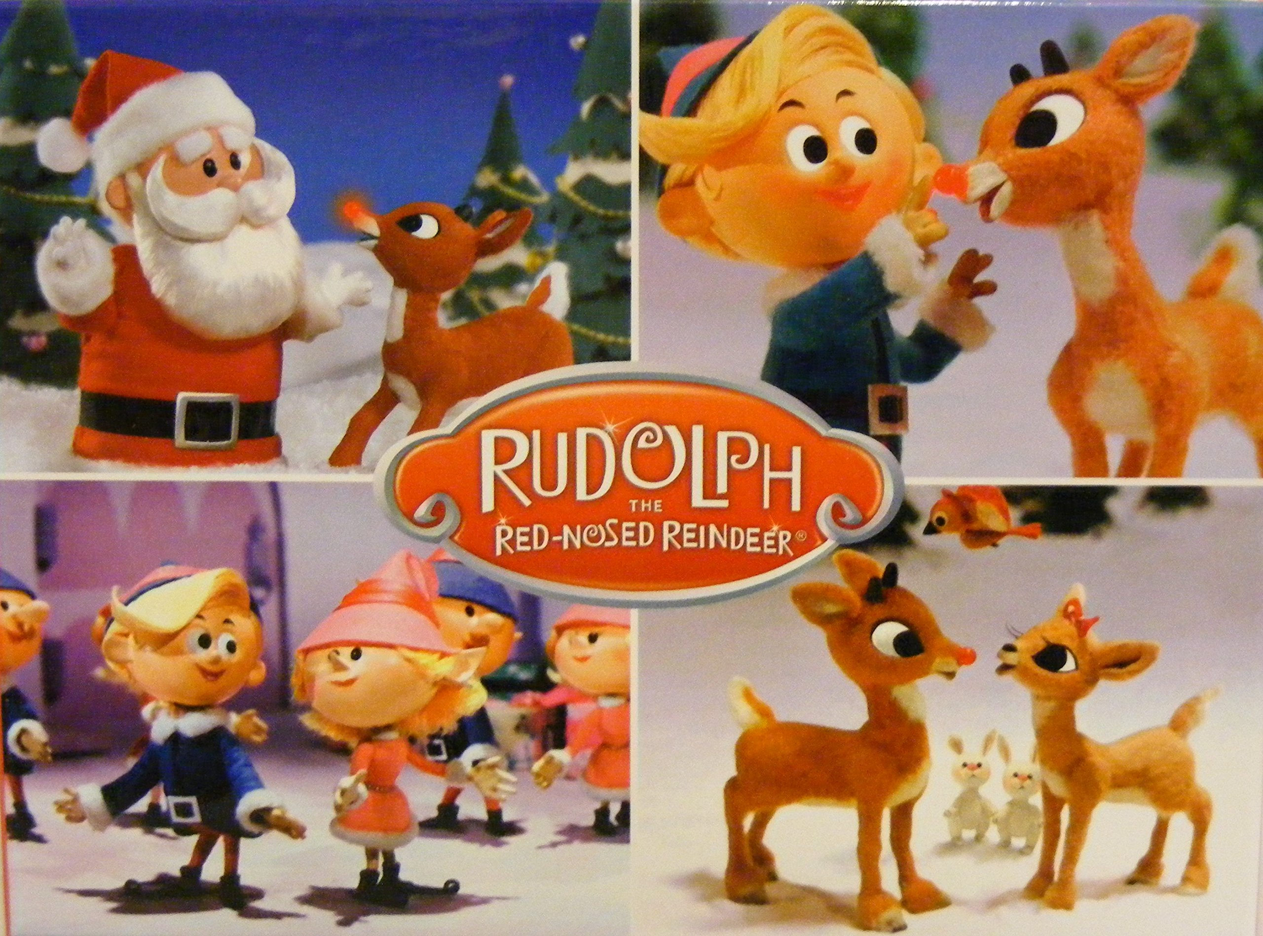 Download RUDOLPH the RED-NOSED REINDEER**Boxed set of 24 Christmas Cards & Envelopes PDF